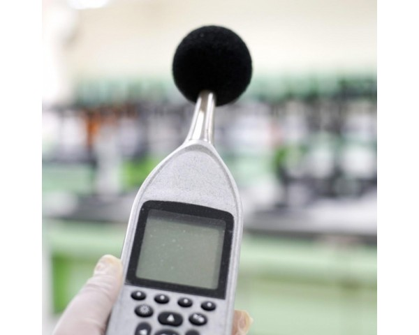 STC - Light Intensity and Flicker Frequency Measurement in Work or Living Environment