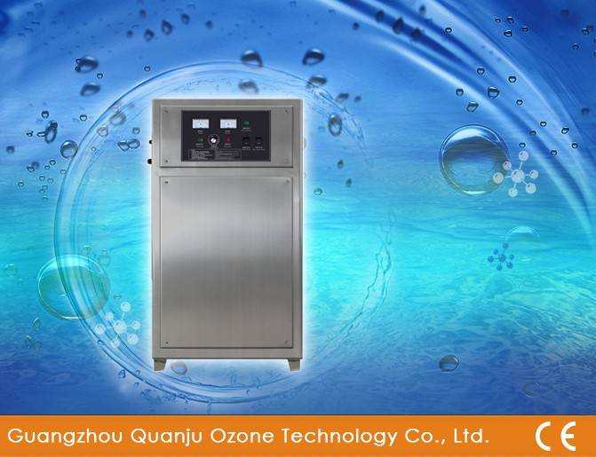 150 g/h new technology air purifier ozone generator for mushroom / greenhouse / agriculture