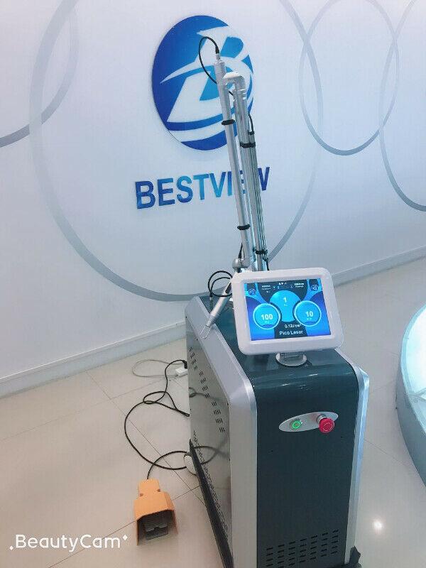 NEW Designed Super Picosecond Laser Tattoo Removal Machine