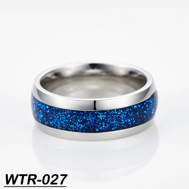 tungsten ring OEM/ODM fashion jewelry china supplier