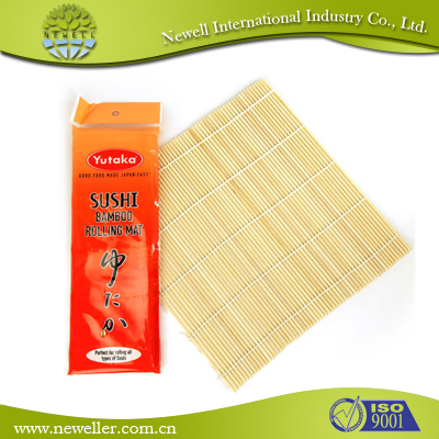 lowest price bamboo sushi mat alternative for japanese restaurant