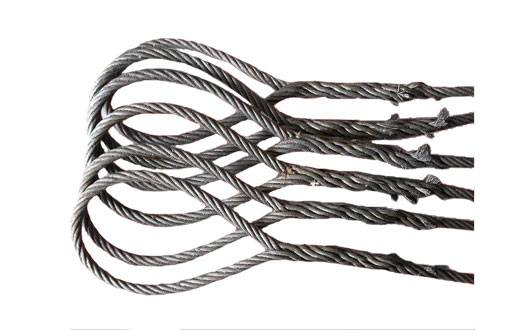 splicing wire rope slings