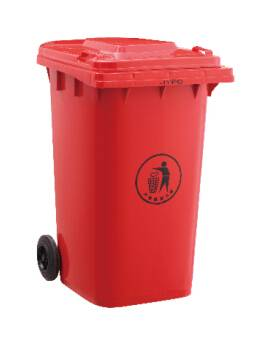 plastic  dustbin(240L)trash bin, trash can, garbage bin, garbage can, wastebin,