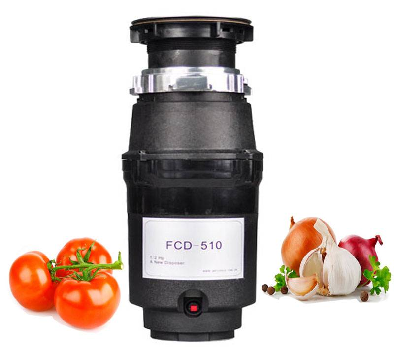 Badeger Garbage House Food Waste Kitchen Scraps Disposal (FCD-510/A)