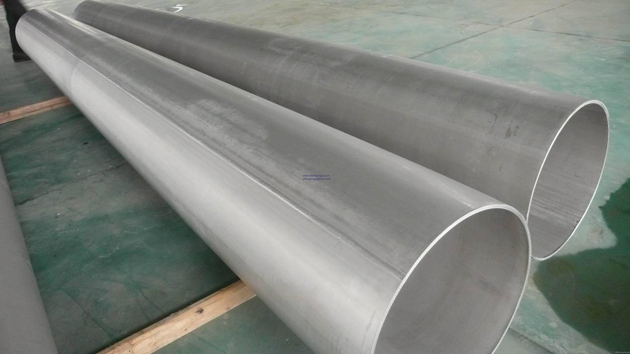stainless steel  welded pipe