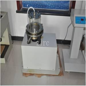 Geotextile effective aperture detector (Y-2)