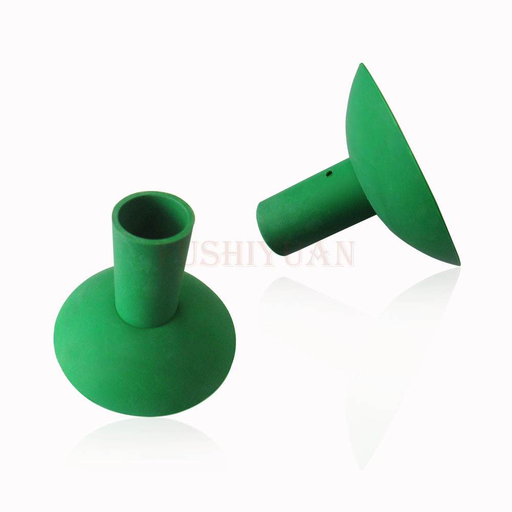 custom rubber silicone suction cup /rubber sucker with high quality