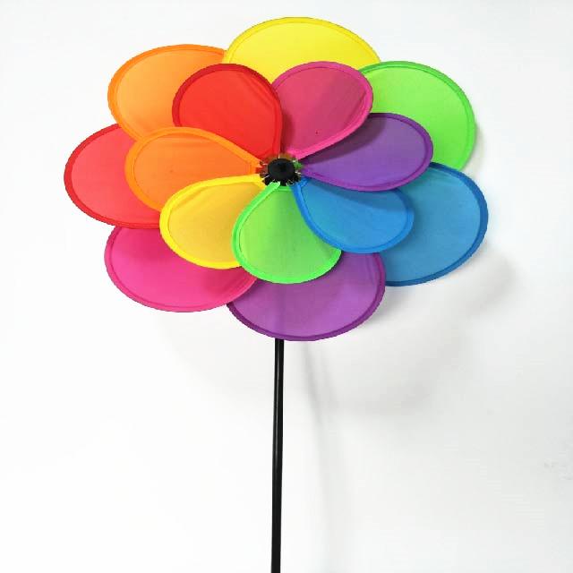 Garden ornament windmill flower gifts