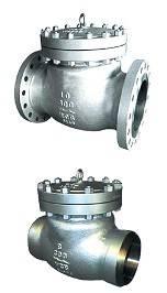 API Cast Steel Flange Check Valve(CL150)