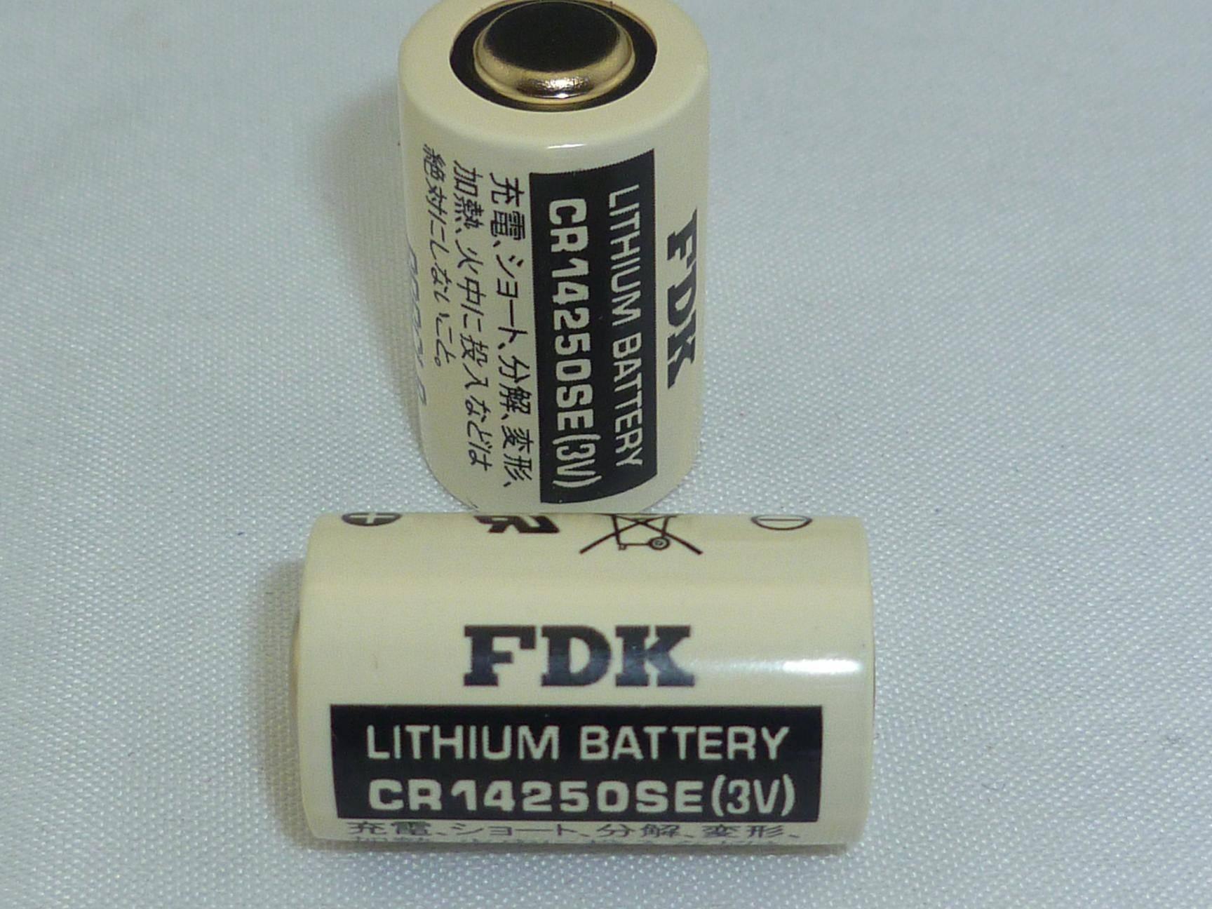 Lithium Battery CR14250SE(FDK)