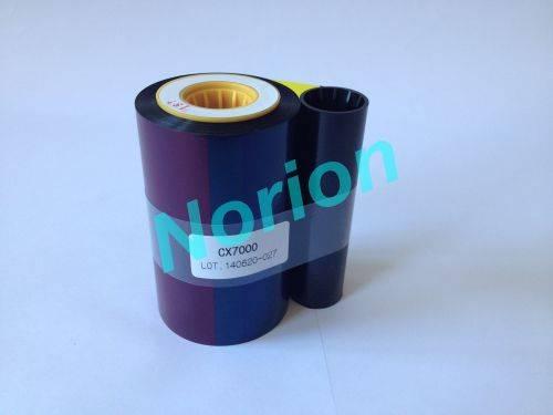 JVC ID Card Printer Compatible Ribbon & Retransfer CX700,CX320,CX330