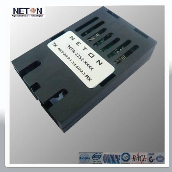 1x9 155Mbps 20km  SM SC cwdm Optical Transceiver