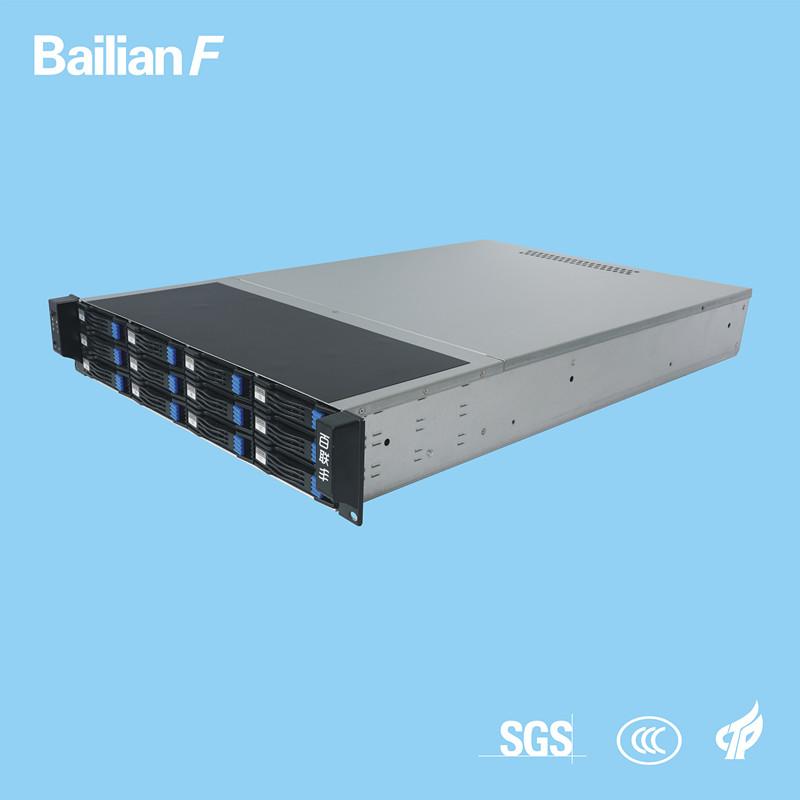 Bailian F Customized Server 2019 Hot Sell 2u-12bays IPTV Server Media Streaming Server
