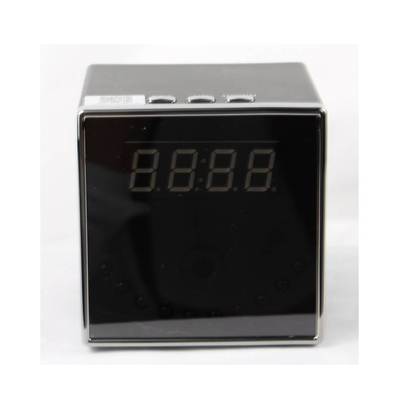 1080P Night Vision Camera Supports 32GB Micro SD Card Table Clock Wifi Video Camera YM-W020