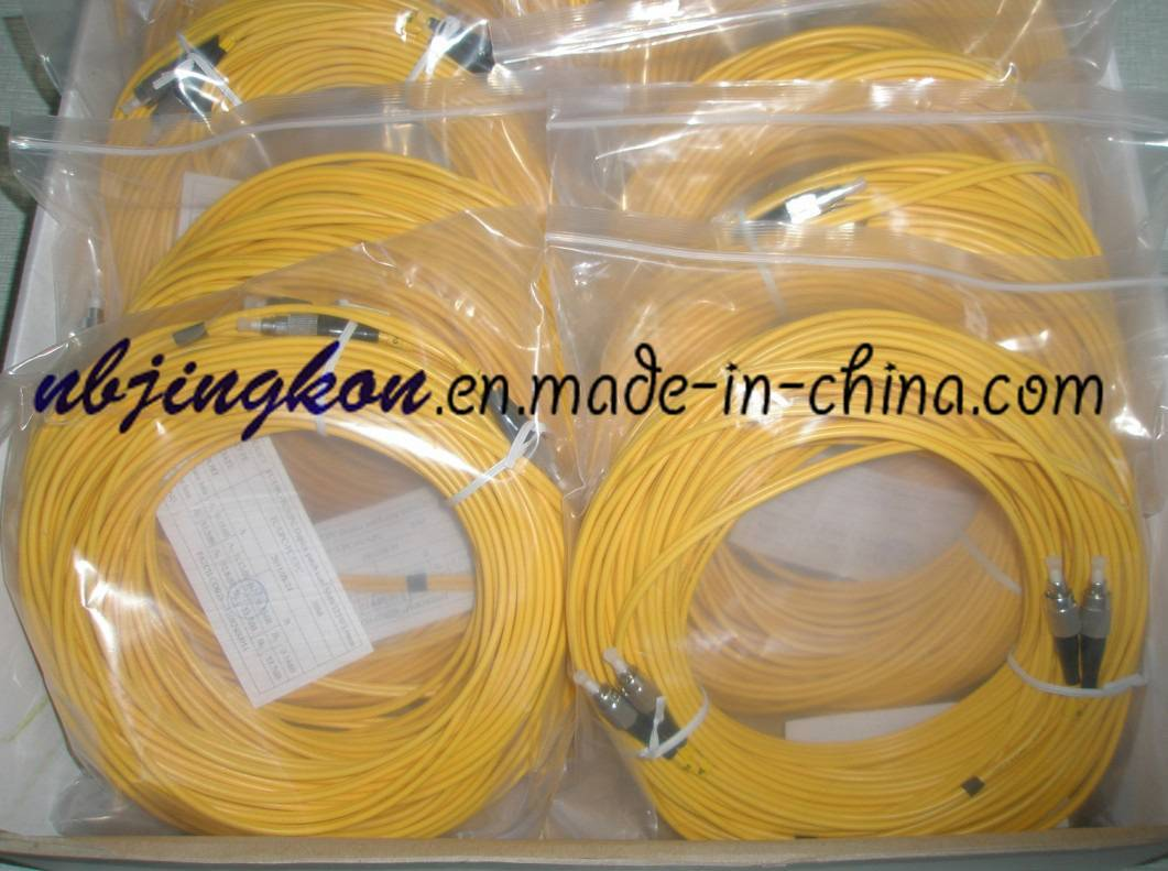 Fiber Optic Patch Cord-FC/UPC SM Duplex Patch Cord