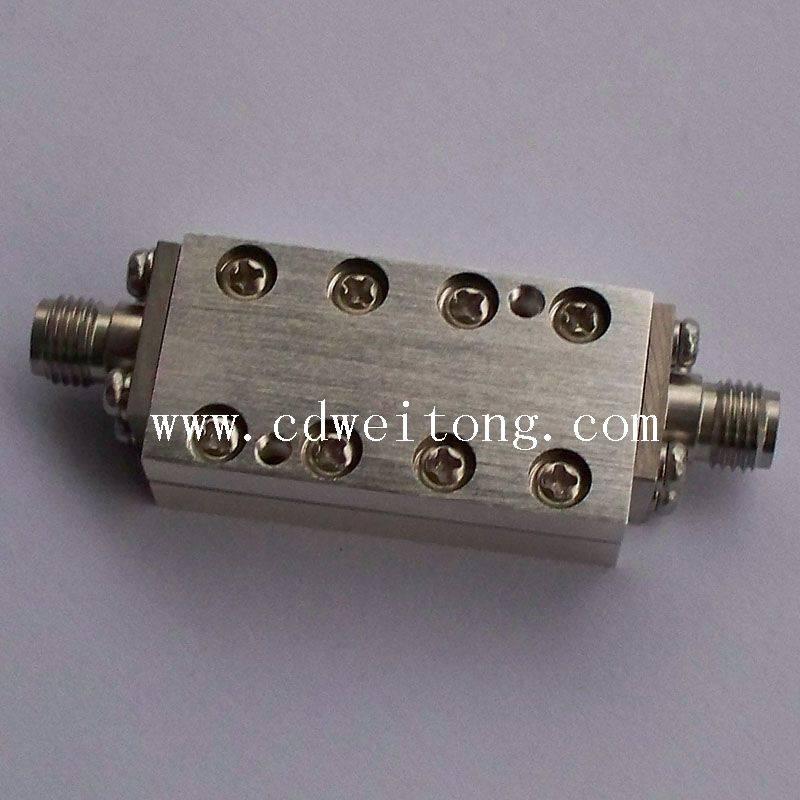 8~18GHz Suspended Stripline Bandpass Filter