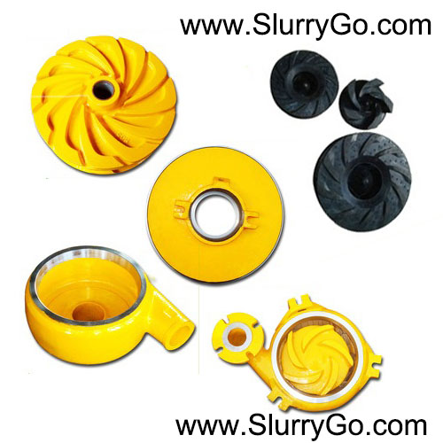 WARMAN pump replacement spare parts SLURRYGO