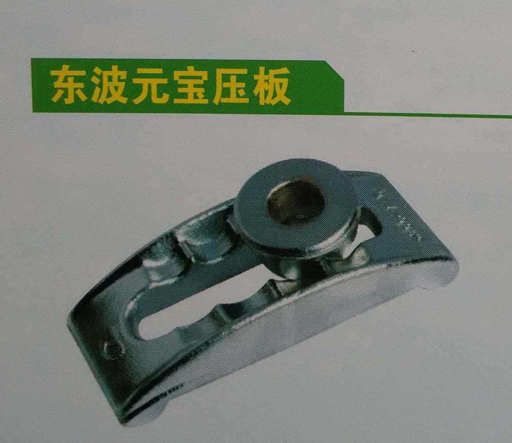Golden Ingot M12 to M24 mold clamps