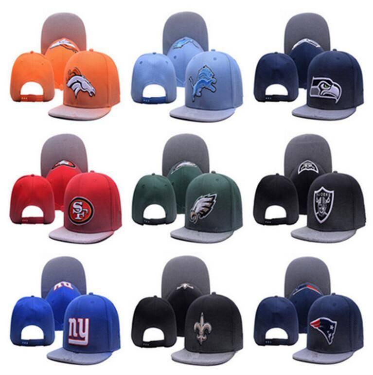 32 teams American footabll teams NFL cap snapback hat
