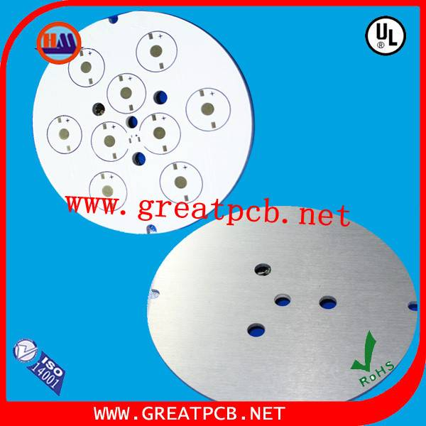 single-sided led al pcb
