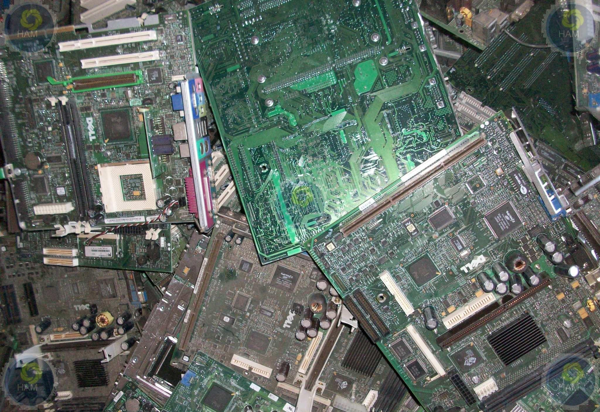 Motherboards, Computer Mainboards, PC Boards Reuse Recovery