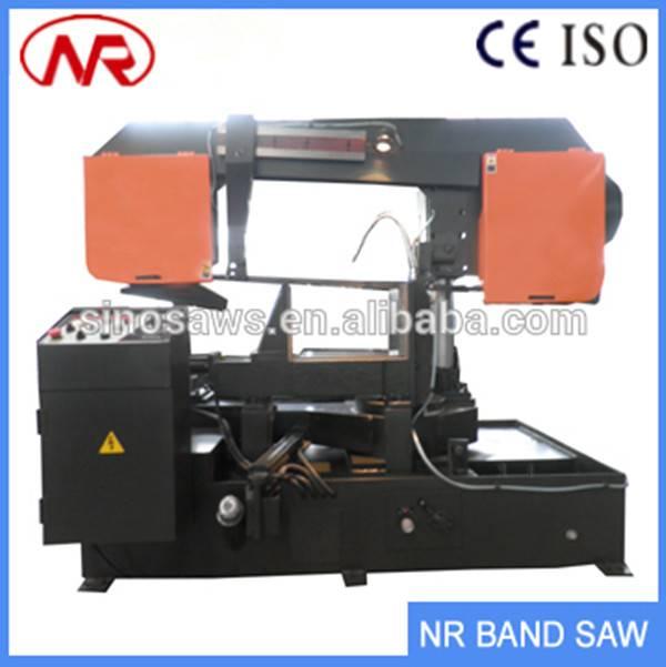 G-400 NR high efficiency reliability hydraulic metal cutting metal cutting band saw