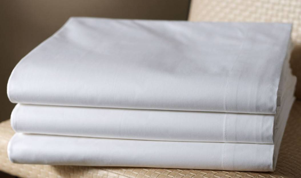 100% cotton hotel bed linen