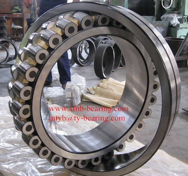 Custom special and large spherical roller bearing