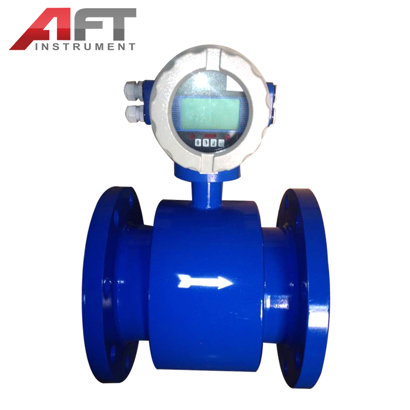 Cost-effective Integrated Electromagnetic Acid Water Flowmeter