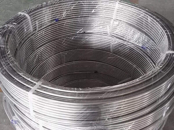 ASTM A269 Stainless Steel Coiled Tubing Stainless Steel Coiled Tubing