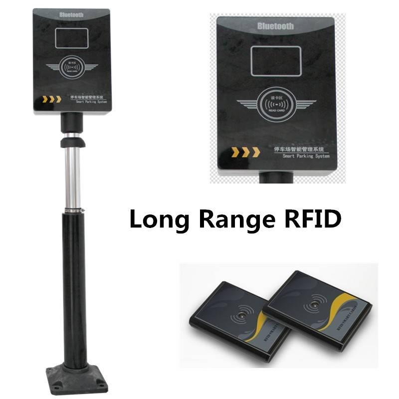 long range uhf parking access reader rfid card reader for parking lot control system