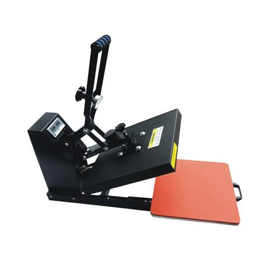 Auto-open Magnetic Drawer High Pressure Heat Press Machine