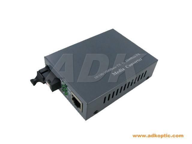 10/100M Gigabit Ethernet Media Converter