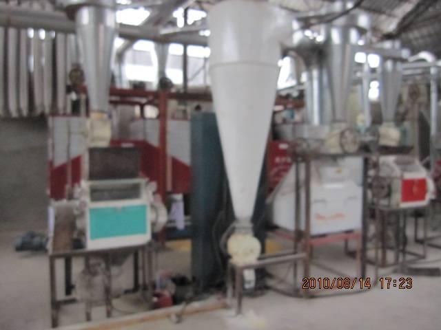 corn flour machinery