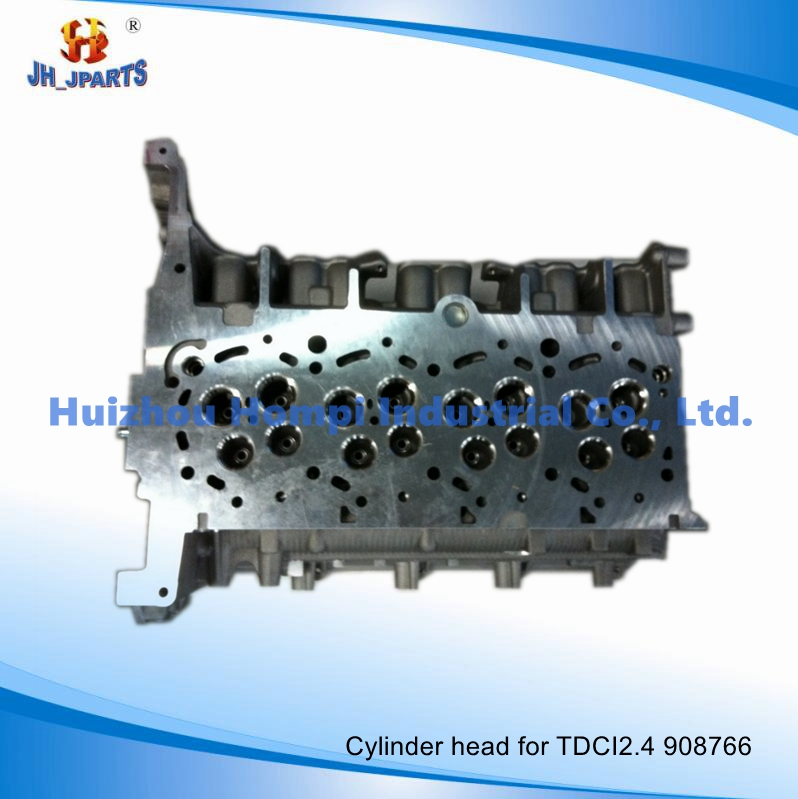 Auto Parts Cylinder Head for Ford 2.4TD 908766 908767 908768