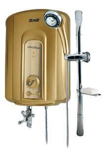 WATER HEATER- SHOWER PLUS SH-88 -METALLIC GOLD