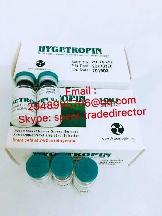 original hgh hygetropin 100iu & 200iu 8iu real gear hgh