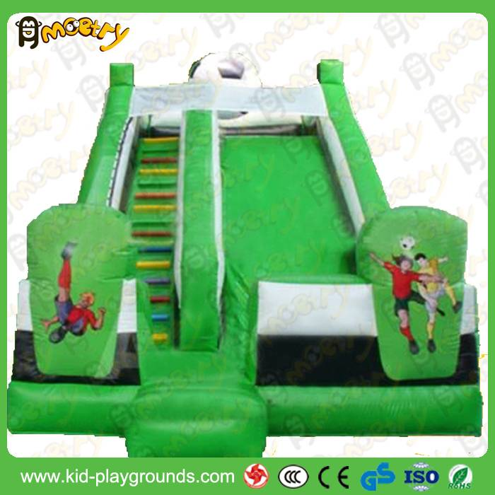 china gaint inflatable slide / dry slide new inflatable slide