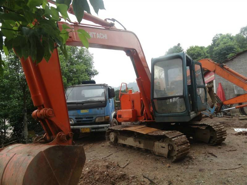 Used Hitachi EX60 Crawler Excavator