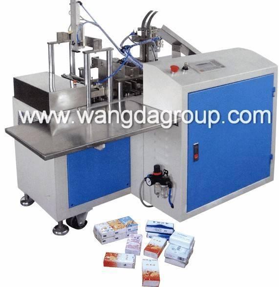 WD-268K Semi Auto Handkerchief Packing Machine
