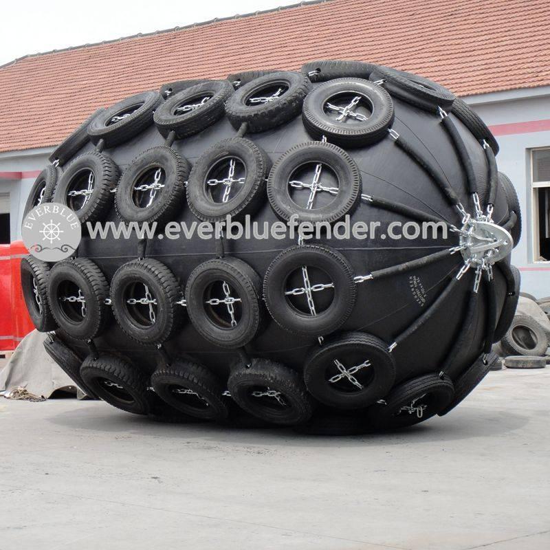 Marine pneumatic rubber fender/boat rubber fender
