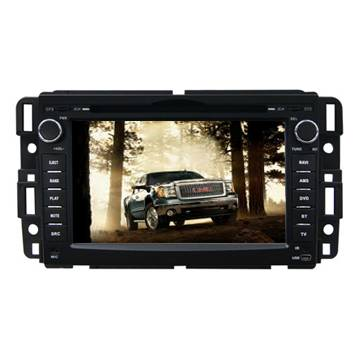 GMC Acadia 2013 7 inch Special car media system_car video wholesale
