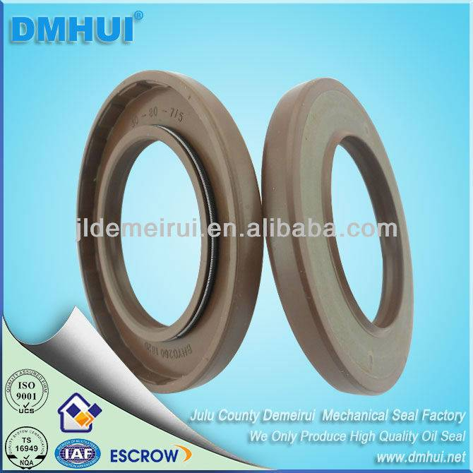 DMHUI fkm pump oil seal 50-80-7/5