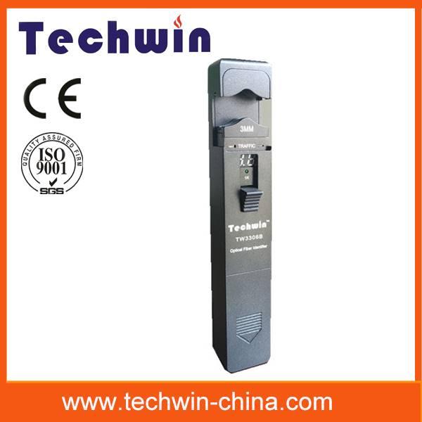 Techwin new fiber test equipment TW3306E cable tester