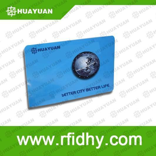 125KHZ EM4200 RFID Card