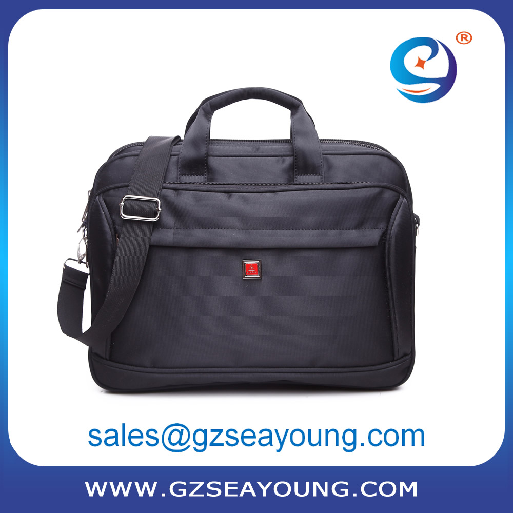 professional computer bag briefcase tablet laptop bag wholesale cheap 15 inches black for men