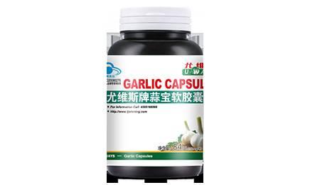 garlic oil capsule