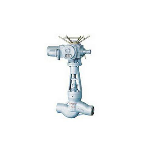 Electric welded high pressure globe valve