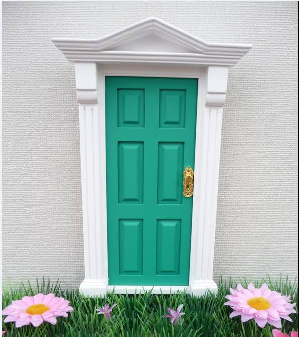 1:12 scale mini fairy door