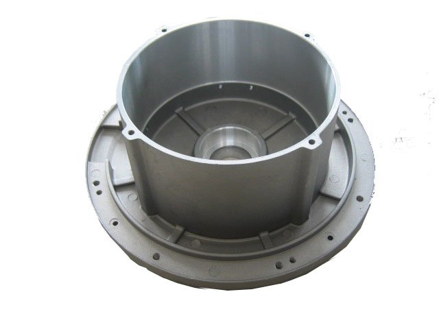 Parts of Pipe Fitting Casting with Surface Finishing